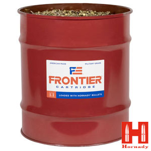 Hornady Frontier 5.56 Nato ammo