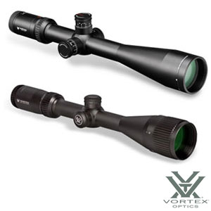 Vortex Crossfire and Viper HS Rifle Scopes