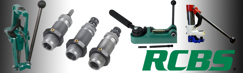 RCBS Reloaders | RCBS Reloading Supplies | Midsouth Shooters