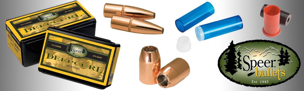 Speer   Reloading Bullets & Pistol Ammo - Midsouth Shooters
