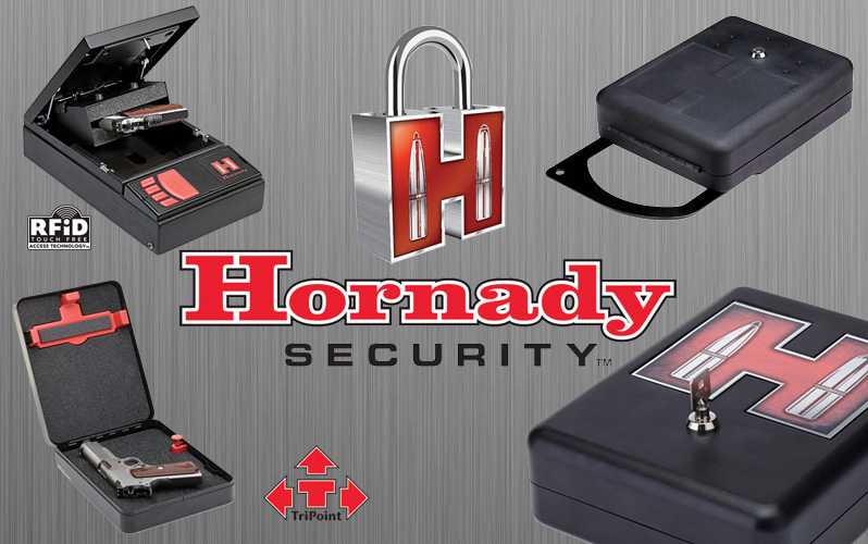 Hornady RAPiD Safe and Security Lock Boxes
