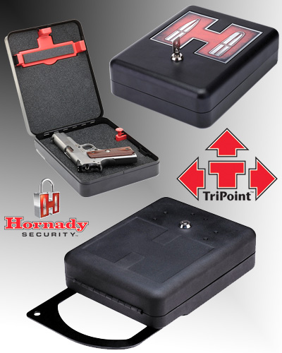 Hornady TriPoint and Armlock Boxes