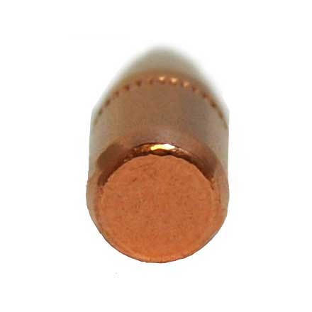 22 Caliber .224 Diameter 55 Grain Spire Point Boat Tail With Cannelure 100 Count