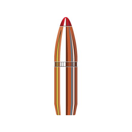 25 Caliber .257 110 Grain FTX 100 Count