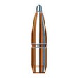 25 Caliber .257 Diameter 117 Grain Boat Tail Spire Point With Cannelure 100 Count
