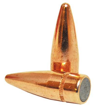 30 Caliber .308 Diameter 125 Grain Full Metal Jacket 100 Count