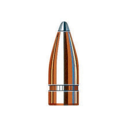 Image for 7.62 Caliber .310 Diameter 123 Grain Spire Point With Cannelure 100 Count