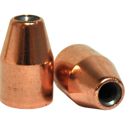 9mm .356 Diameter 125 Grain Hornady Action Pistol (HAP) 500 Count