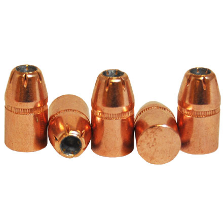 38 Caliber .357 Diameter 158 Grain XTP Hollow Point With Cannelure 100 Count