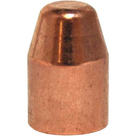 10mm .400 Diameter 180 Grain Full Metal Jacket Flat Point 500 Count