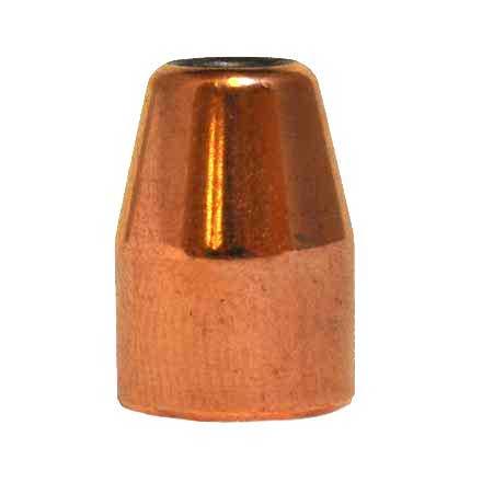 45 Caliber  451 Diameter 230 Grain Hornady Action Pistol (HAP) 500 Count