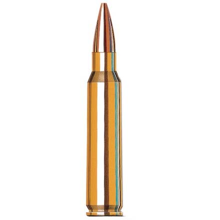 223 Remington 75 Grain Boat Tail Hollow Point Match 20 Rounds