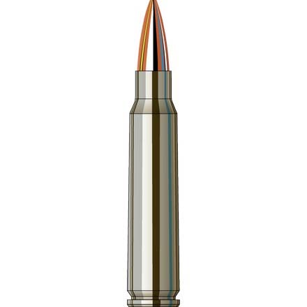 Image for 223 Remington 75 Grain Hollow Point Boat Tail Steel Case 50 Rounds