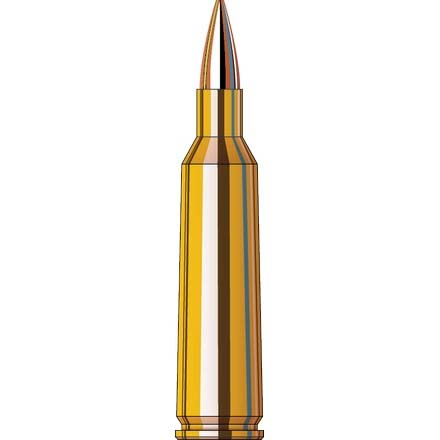 223 Remington 75 Grain Boat Tail HP Match Superformance 20 Rounds