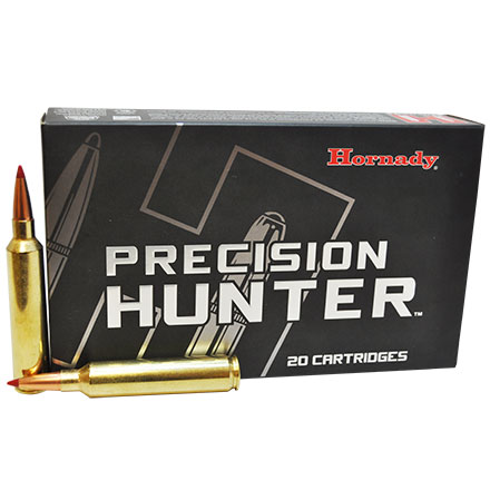 28 Nosler 162 Grain ELD-X Precision Hunter 20 Rounds