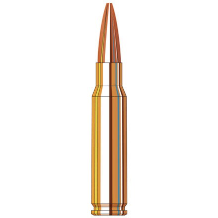 Image for 308 Winchester 178 Grain Boat Tail Hollow Point Match Superformance 20 Rounds