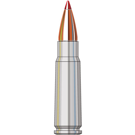 7.62x39mm 123 Grain SST Black 20 Rounds