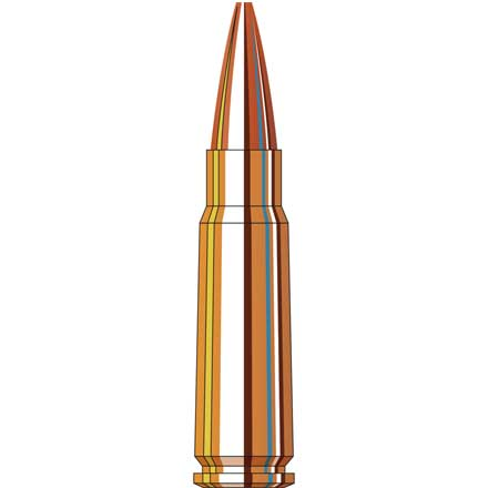 7.62x39 123 Grain Hollow Point Match American Gunner 50 Rounds
