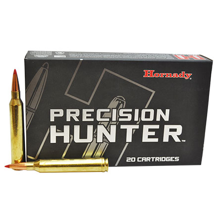 7mm STW 162 Grain ELD-X Precision Hunter 20 Rounds