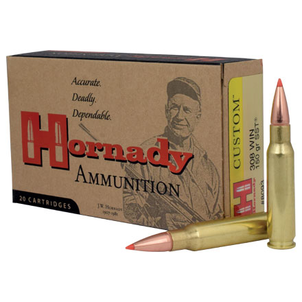 308 Winchester 150 Grain (SST) Super Shock Tipped 20 Rounds