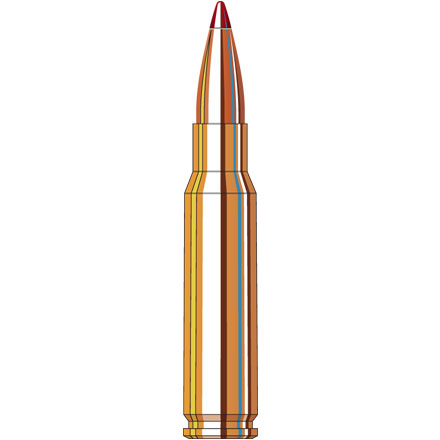 308 Winchester 155 Grain ELD Match 20 Rounds