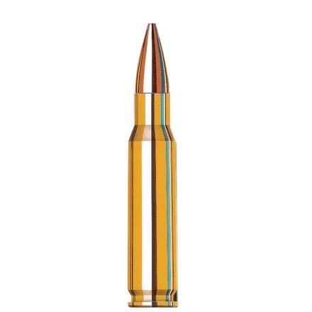 308 Winchester 168 Grain Boat Tail Hollow Point Match 20 Rounds