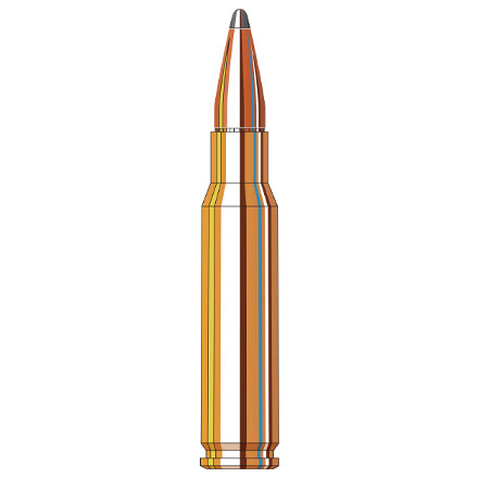 Image for 308 Winchester 165 Grain Boat Tail Spire Point 20 Rounds
