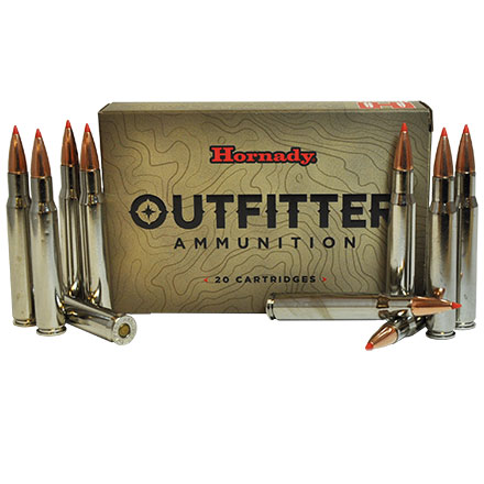 30-06 Springfield 180 Grain GMX Outfitter 20 Rounds