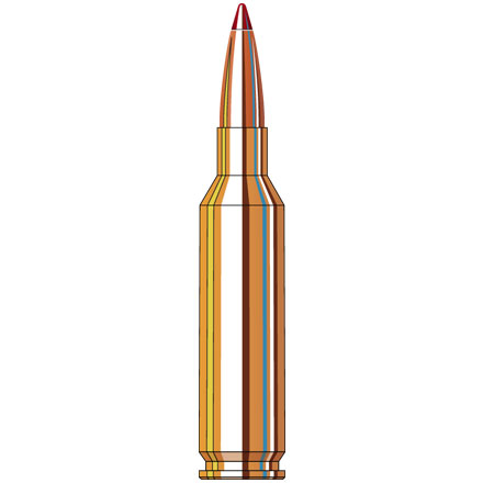 6mm Creedmoor 108 Grain ELD Match 20 Rounds