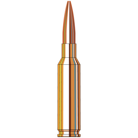6.5 Creedmoor 140 Grain BTHP American Gunner Rifle 50 Rounds