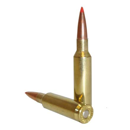 6.5 Creedmoor 120 Grain GMX Superformance 20 Rounds