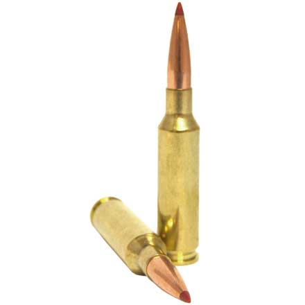 6.5 Creedmoor 143 Grain ELD-X Precision Hunter 20 Rounds