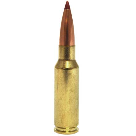 6 5 Grendel 123 Grain ELD Match Black 20 Rounds