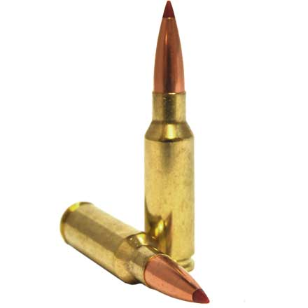 6.5 Grendel 123 Grain ELD Match Black 20 Rounds