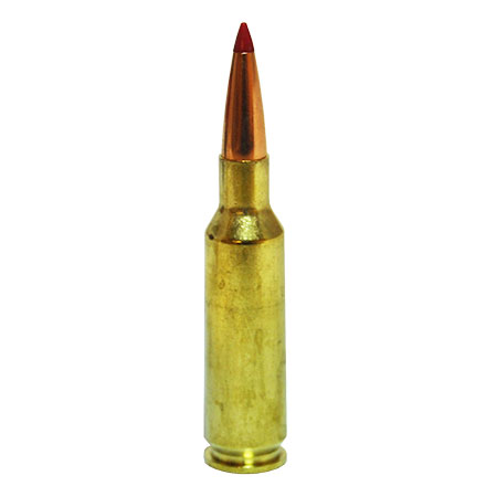 224 Valkyrie 88 Grain Eld Match 20 Rounds By Hornady