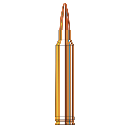 300 Winchester Mag 195 Grain Boat Tail Hollow Point Custom Match 20 Rounds