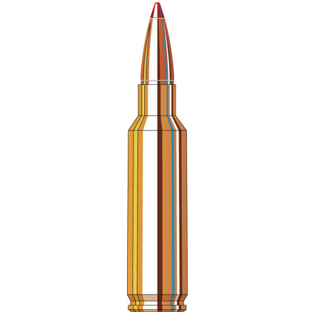 300 Winchester Short Mag (WSM) 165 Grain GMX  Superformance 20 Rounds