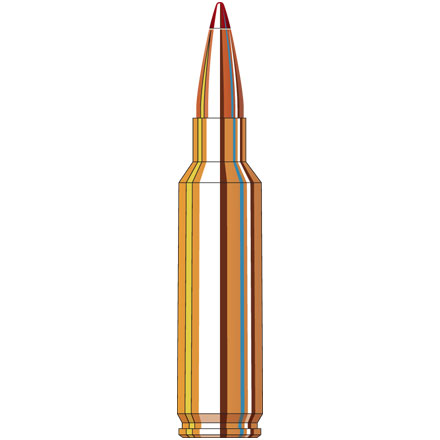 300 Winchester Short Mag (WSM) 200 Grain ELD-X Precision Hunter 20 Rounds