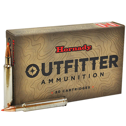 300 Weatherby Mag 180 Grain GMX Outfitter 20 Rounds