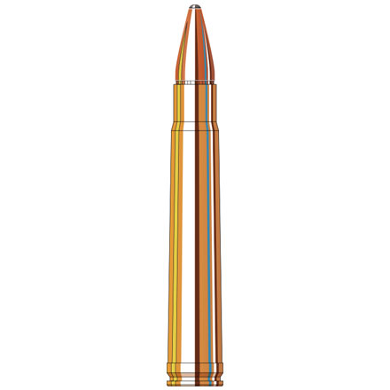 375 H&H 270 Grain Spire Point Recoil Proof 20 Rounds