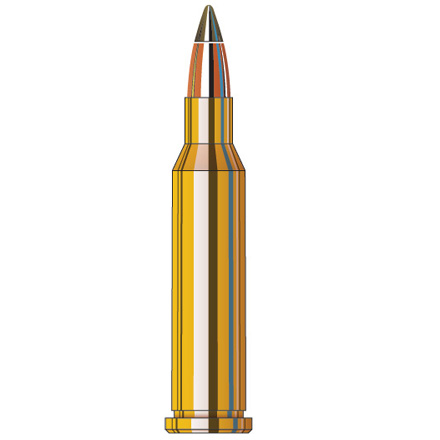 17 Hornet 15.5 Grain NTX Superformance 25 Rounds