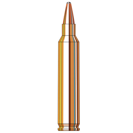 Image for 204 Ruger 45 Grain Spire Point 20 Rounds