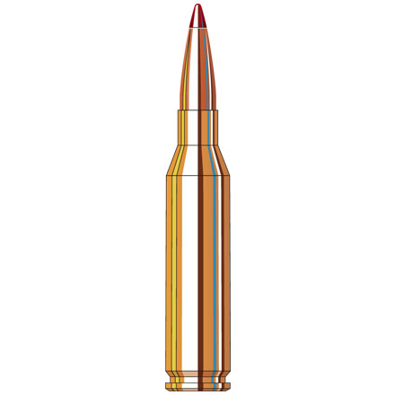 260 Remington 130 Grain Eld Match 20 Rounds By Hornady