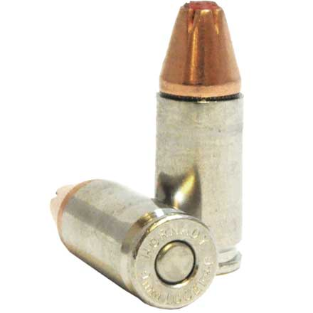 9mm Luger 124 Grain FlexLock Critical Duty 25 Rounds
