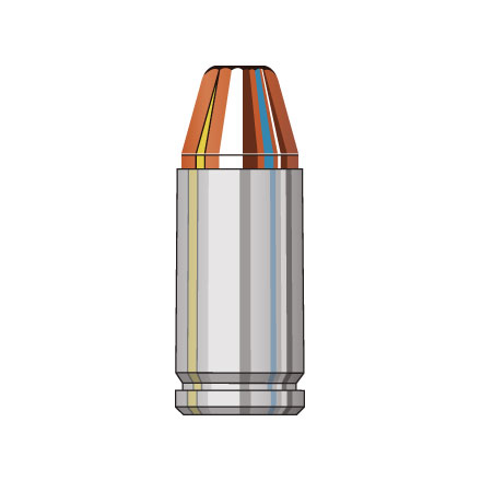 Image for 9mm Luger 125 Grain Match Hornady Action Pistol Steel Case 50 Count
