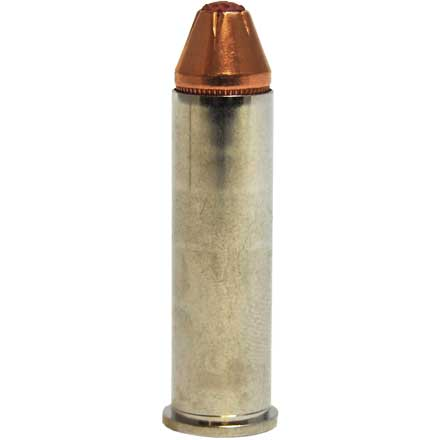 357 Mag 135 Grain Flexlock Critical Duty 25 Rounds
