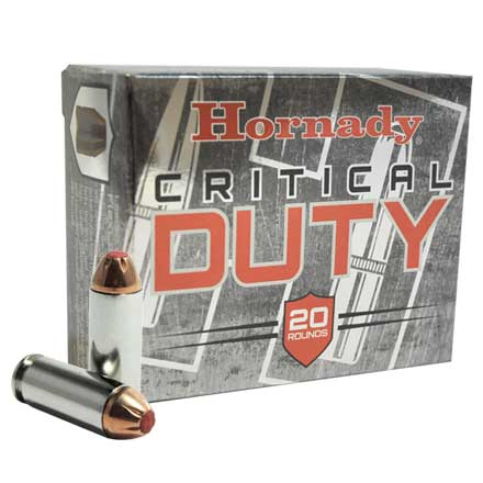 10mm 175 Grain Critical Duty 20 Rounds
