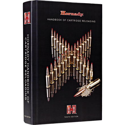 10th Edition Handbook Of Cartridge Reloading