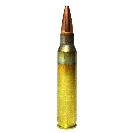 223 Remington 68 Grain Boat Tail Hollow Point Match 20 Rounds