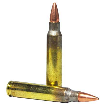 5.56 Nato 55 Grain Hollow Point Match 20 Rounds